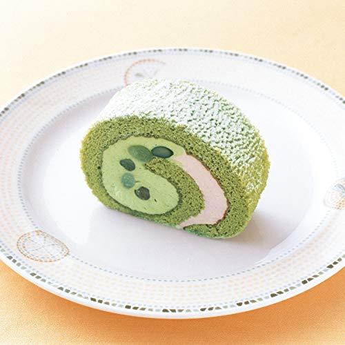ベルリーベ 抹茶のロールケーキ 6P【冷凍】【UCCグループの業務用食材 個人購入可】【プロ仕様】