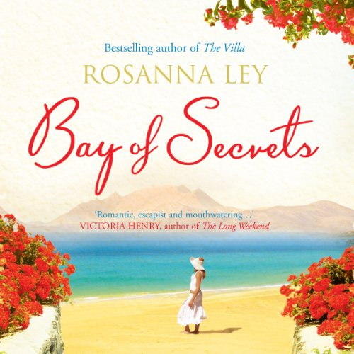 Bay of Secrets audiobook cover art