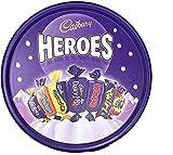 Baignoire au chocolat Cadbury Heroes, 660 g