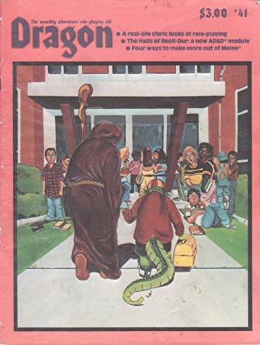 Dragon Magazine, Issue 41