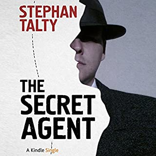 The Secret Agent cover art