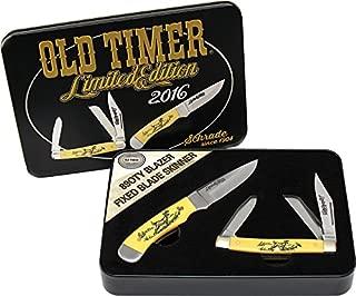 Best old timer pocket knife set Reviews