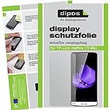 dipos I 2X Schutzfolie matt kompatibel mit TP-Link Neffos C5 Max Folie Bildschirmschutzfolie