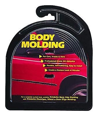 Cowles T3502C Black European Body Molding
