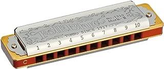 TOMBO NO.1210 G Folk Blues Mark-II 10 holes harmonica