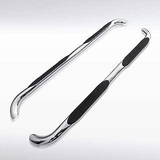 """98-05 Mercedes Benz  W136 Ml320 Ml350 Ml430 Ml500 3/"""" S//S Side Step Nerf Bars"""