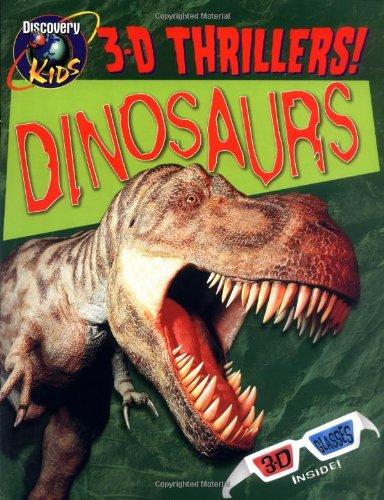 Dinosaurs: 3-d Book (3-D Books)