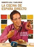 La cocina de España Directo: Las nuevas recetas del programa de TVE (Planeta Cocina)