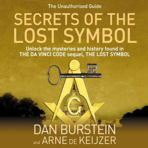 Secrets of the Lost Symbol audiobook cover art