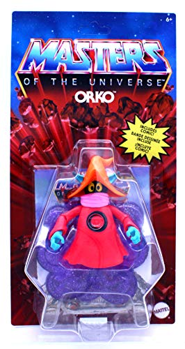Masters of The Universe Origins Action-Figur Orko Includes Comic!