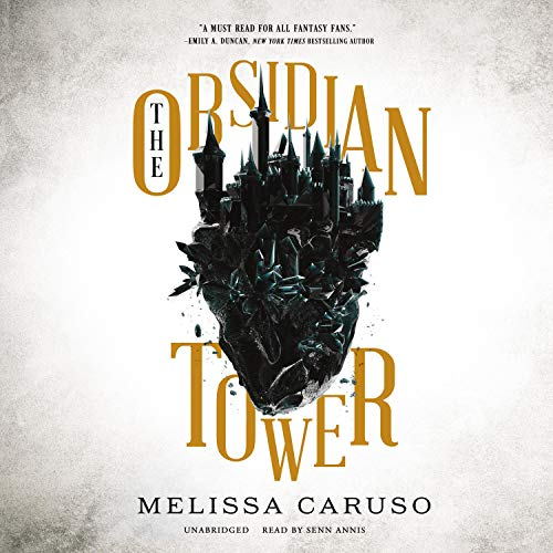 The Obsidian Tower cover art