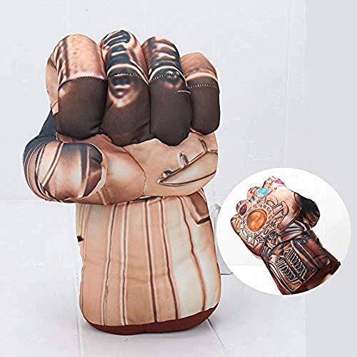 ZMRWJ Plüschtier-Boxhandschuhe Smash Hand Faust Unglaubliche Riesen Plüschtier Rollenspiel Superheld Kostüm Handschuhe, Kinder Geburtstagsgeschenk, Teen, Mädchen Junge