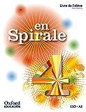 En Spirale. Livre De L'Élève - 4º ESO - 9780190502133