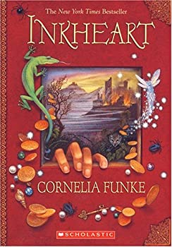 Paperback Inkheart Book