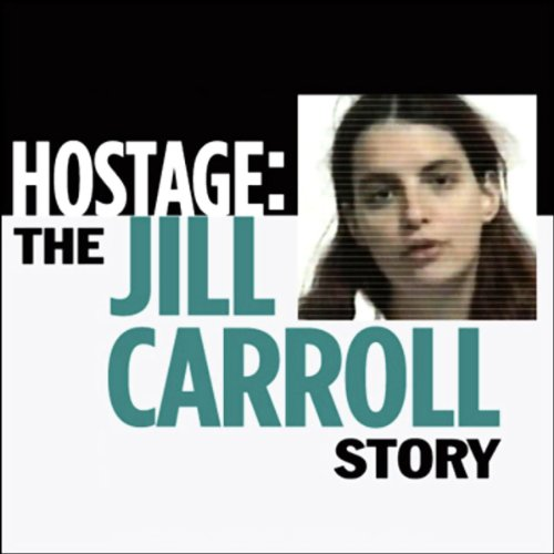 Hostage audiobook cover art