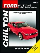 Ford Mustang, 2005-2007 (Chilton's Total Car Care Repair Manual)