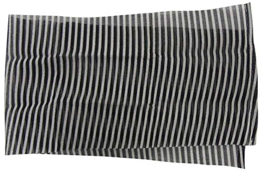 マイナー汚染する拷問小久保 『背中が楽に洗えるロングタイプ』 ロングナイロンタオルかため 28×110cm 2655