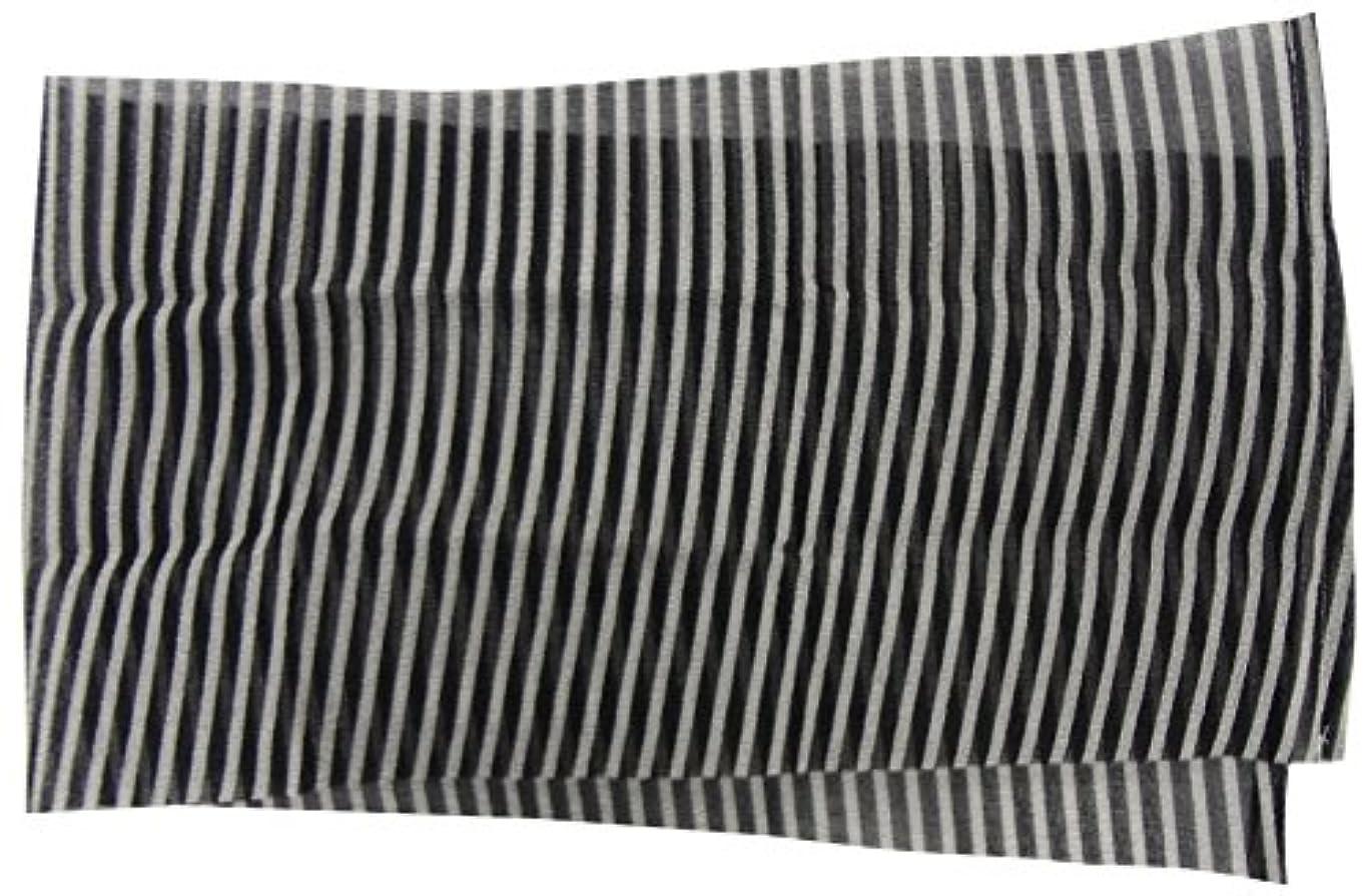 小久保 『背中が楽に洗えるロングタイプ』 ロングナイロンタオルかため 28×110cm 2655