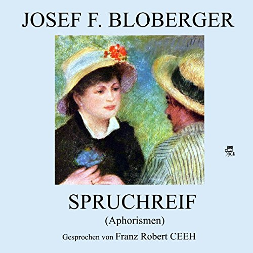 Spruchreif audiobook cover art