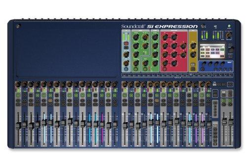 Si Expression 3 32 canales Mesa de mezcla digital
