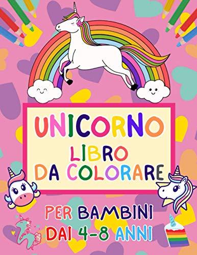 Scritto Da Happy Jacob Unicorno Libro Da Colorare Per Bambini Dai 4 8 Anni Regalo Per La Ragazza Pdf Epub Read