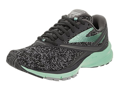 Brooks Womens Launch 4 Fabric Low Top Lace Up Running...