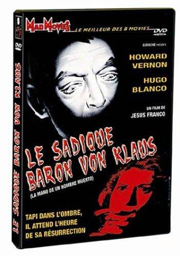 Le Sadique Baron von Klaus [Francia] [DVD]