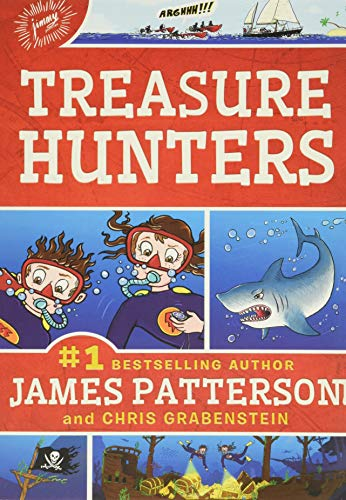 Treasure Hunters (Treasure Hunters, 1)