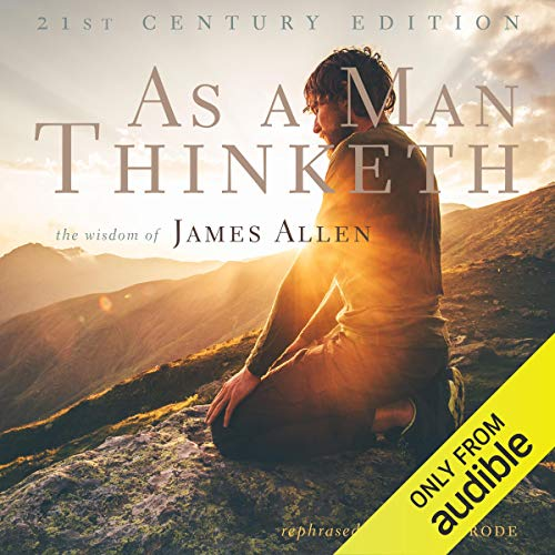 As a Man Thinketh: 21st Century Edition cover art