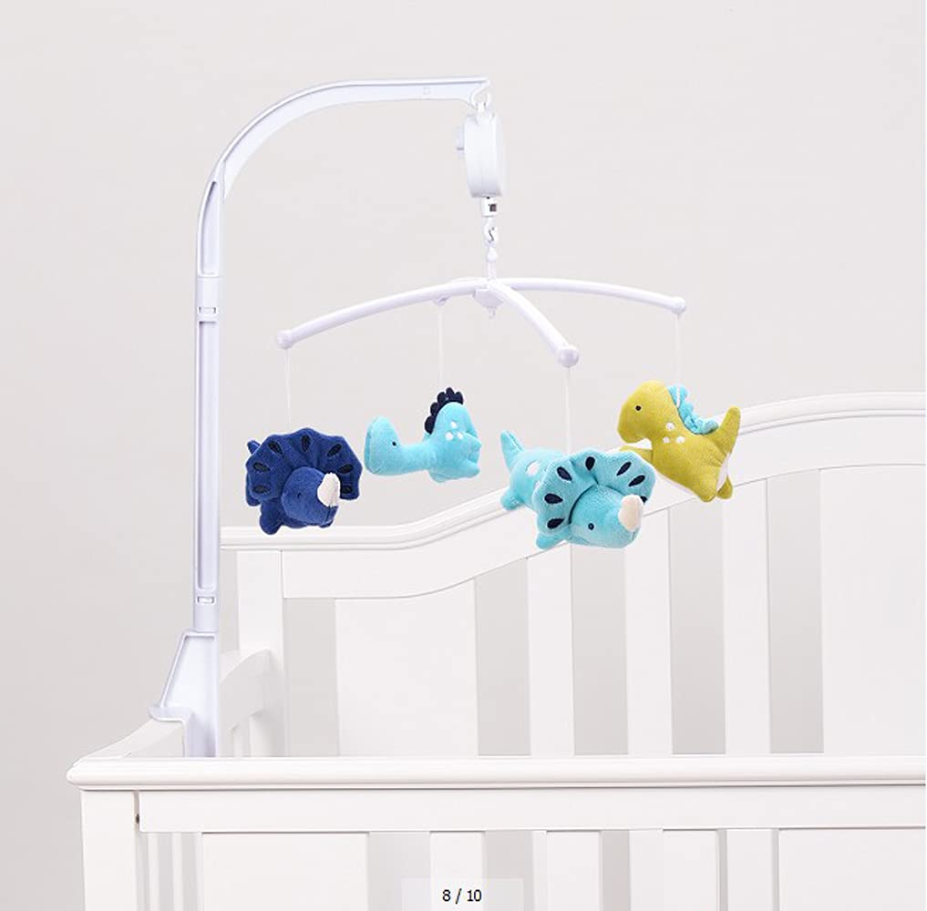 1 PC Max 70% OFF Dinosaur Themed Baby Mobile Super beauty product restock quality top Crib Triceratop T-Rex Boys