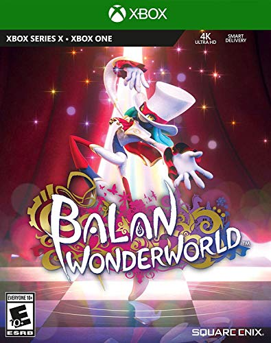 Balan Wonderworld - Xbox One/Xbox Series X
