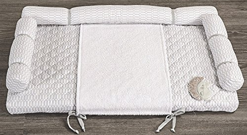 Matelas à langer textile Picci Ringo Cod. 20p1222 var 22 Gris