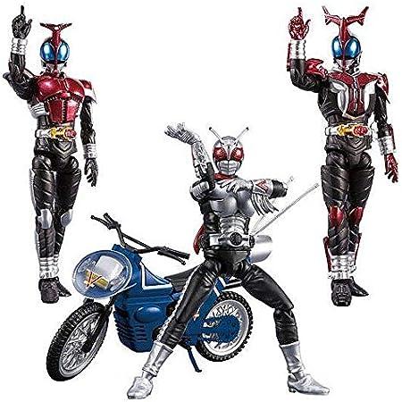 SHODO-X 仮面ライダー10 【全6種フルセット (フルコンプ)】 ※10個入りのBOXではありません。 食玩・ガム (仮面ライダー)