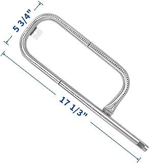 X Home 69957 60040 Burner Replacement for Weber Q120 Q1000 Q1200, 386001, 386002, 516002, 516001, 50060001, 51060001, Stainless Steel Burner Tube Kit for Weber Q Series