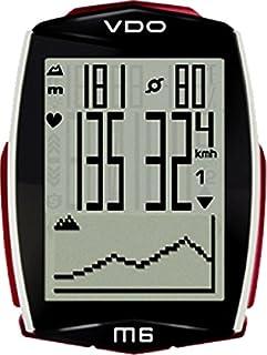 cac6fb572 VDO M6.1 Radio controlada Ciclocomputador velocímetro de bicicleta