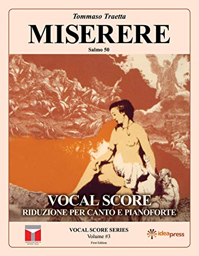 MISERERE - Salmo: Vocal score (musical series Book 3) (English Edition)