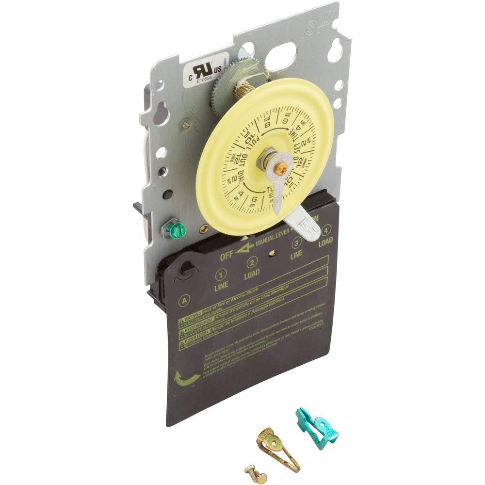 Intermatic half T106M Timer 120-277V Spdt Alternative dealer Ti 24-Hour Mechanical Dial