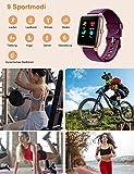 Zoom IMG-1 yamy smartwatch braccialetto fitness con