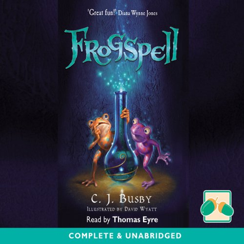 Frogspell                   By:                                                                                                                                 C. J. Busby                               Narrated by:                                                                                                                                 Thomas Eyre                      Length: 2 hrs and 33 mins     Not rated yet     Overall 0.0