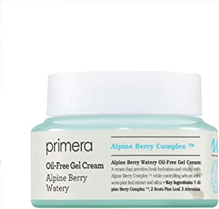 Primera Watery Oil-Free Gel Cream, 1.7 Ounce