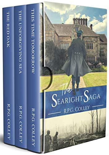 The Searight Saga: This Time Tomorrow, The Unforgiving Sea and The Red Oak