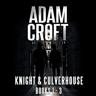 Knight & Culverhouse Box Set, Books 1-3 cover art