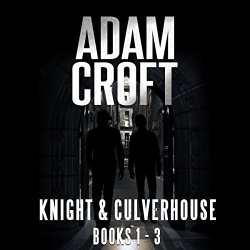 Knight & Culverhouse Box Set, Books 1-3  By  cover art
