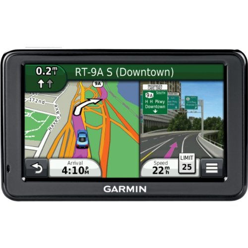 Learn More About Brand New Garmin Gps, Nuvi 2455Lmt, North America