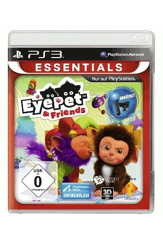 EyePet & Friends (Move) [Essentials] [Edizione: Germania]