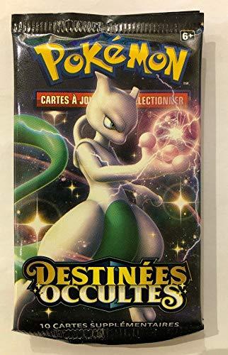 Pokemon Booster Destinées Occultes SL11,5 Neuf Scellé Illustration Mewtwo