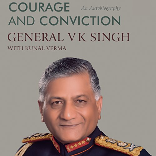 Courage and Conviction cover art