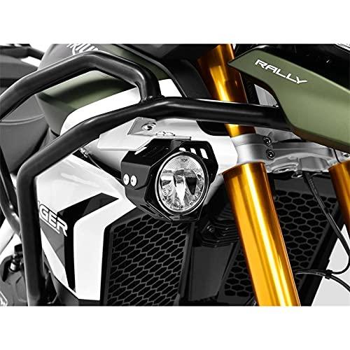 ZIEGER 10008240 - Juego completo de faros delanteros para moto