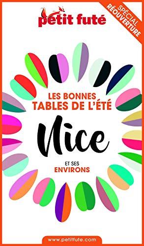 BONNES TABLES NICE 2020 Petit Futé (French Edition)
