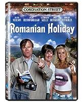 Coronation St: Romanian Holiday [DVD] [Import]